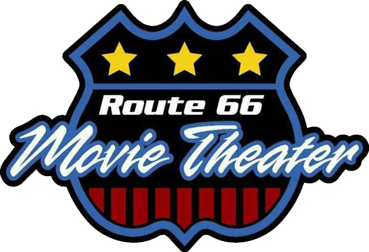 Route 66 Movie Theater Logo